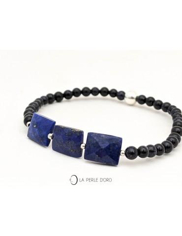 Lapis Lazuli sur Blue Sand...