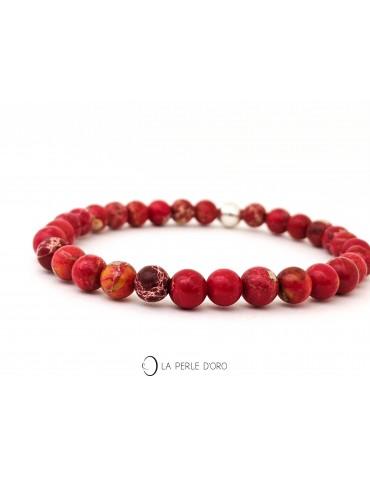Jasper bracelet, Messager...