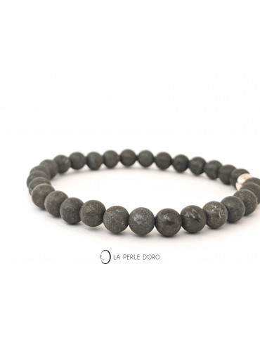Pyrite mate 6mm, Bracelet...