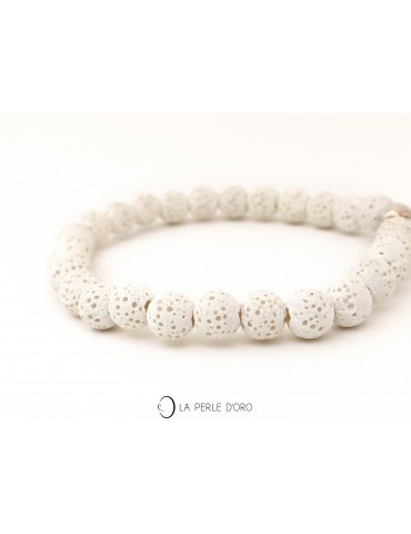 Pierre ponce blanche 6mm,...
