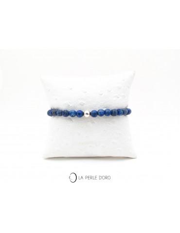 Lapis lazuli mat 5mm,...