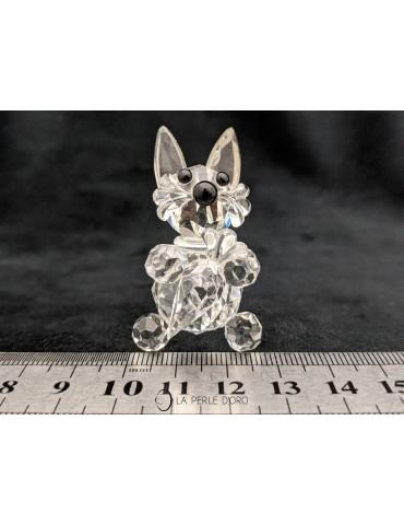 Bohemian Crystal rabbit