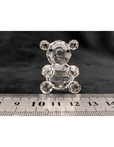 Bohemian Crystal Teddy bear