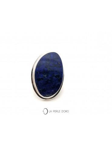 Lapis lazuli, Bague en...