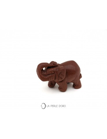 Éléphant en Gold Sand Stone