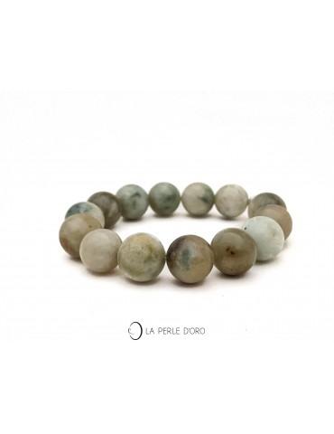 Jade naturel de Chine beige...