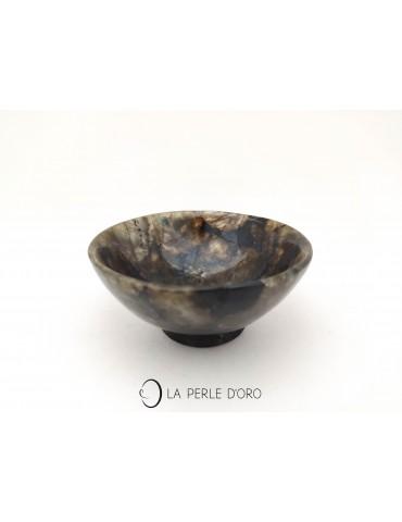 Green Labradorite healing Bowl