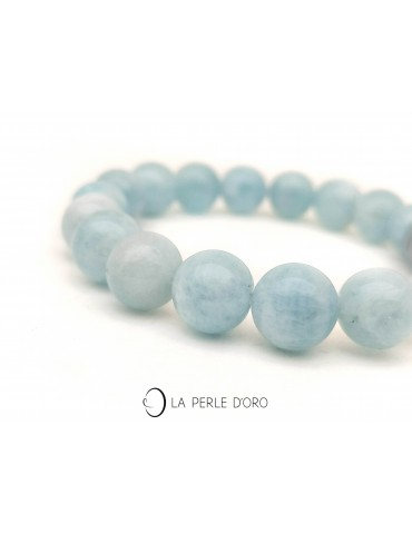 Aqua marina bracelet