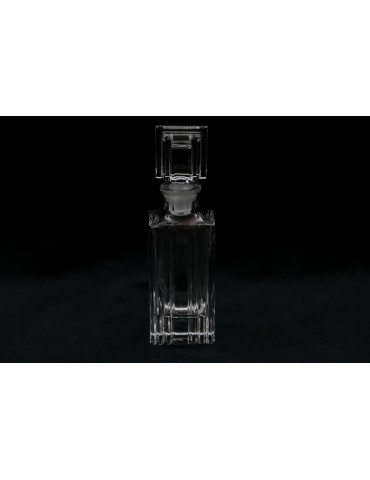 Flacon vintage cristal italien