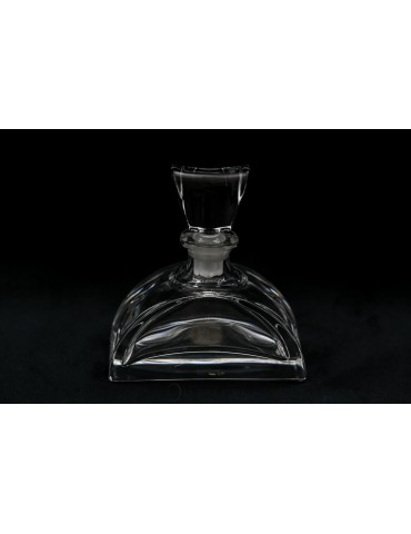 Flacon vintage en cristal