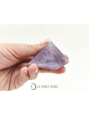 Améthyste, pyramide 4,5cm