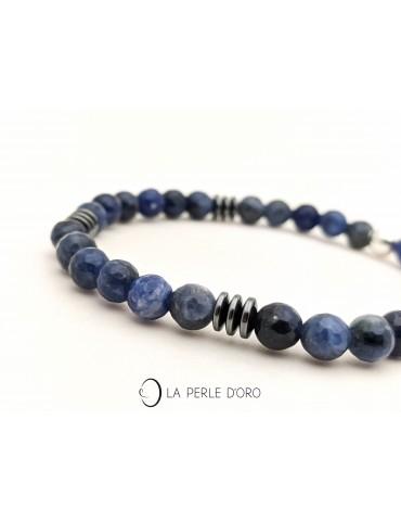 copy of Sodalite bracelet,...
