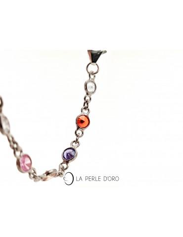 Bracelet chainette en...