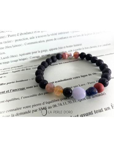 Love link, 8mm bracelet