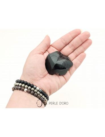 Obsidienne noire Oeil...