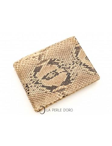 copy of Snakeskin Leather Wallet