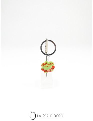 Porte clé en verre de Murano