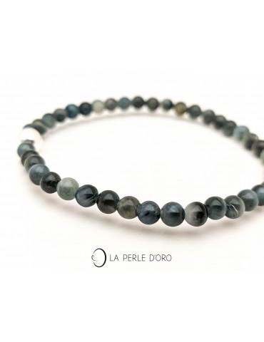 Hawk eye bracelet, Delicate...