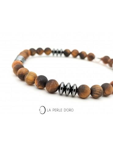 copy of Tiger eye bracelet,...