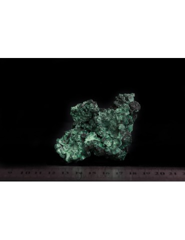 Amas de malachite naturelle (Apaisement, Positionnement)