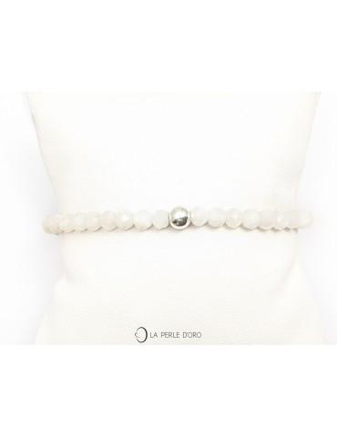 Moon stone bracelet, Les...