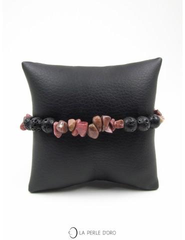 Bracelet en petites pierre...