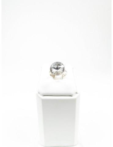 Bague Solitaire en cristal de Swarovski