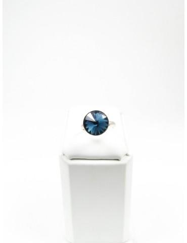 Swarovski crystal ring