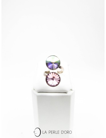 copy of Bague en cristal