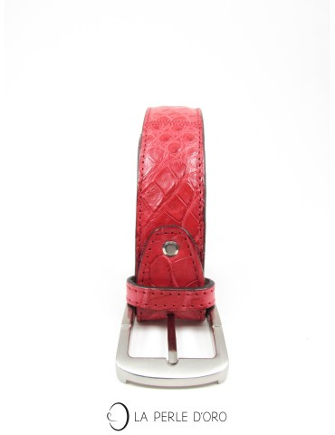 copy of Ceinture en reptile...
