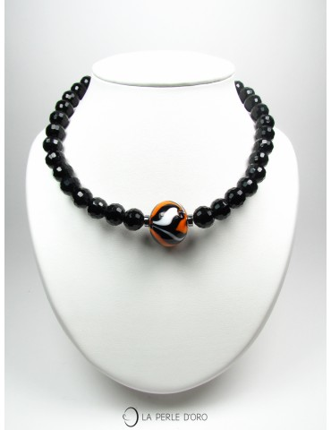 Short Necklace, Murano...