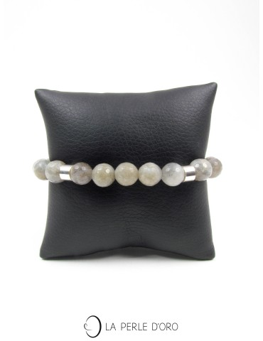 Labradorite bracelet,...