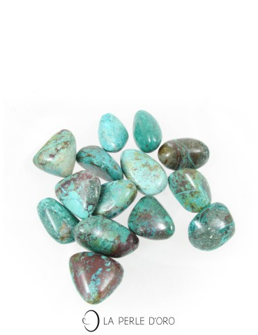 Chrysocolle, Caillou...