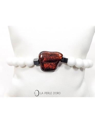 Bracelet en Ambre naturelle...