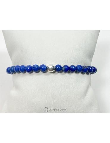 Lapis lazuli AAA 5mm,...