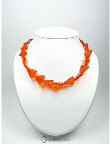 Short Necklace, Murano Glass