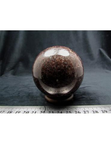 Sphère en Grenat almandin...