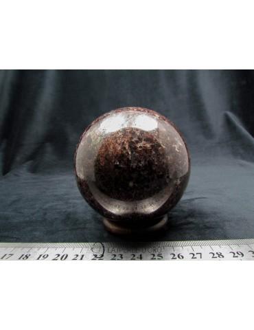 Grenat almandin, Sphère 8,5...