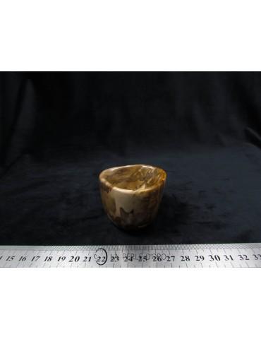 Aragonite, Coquetier 6cm (Confiance en Soi et Apaisement)