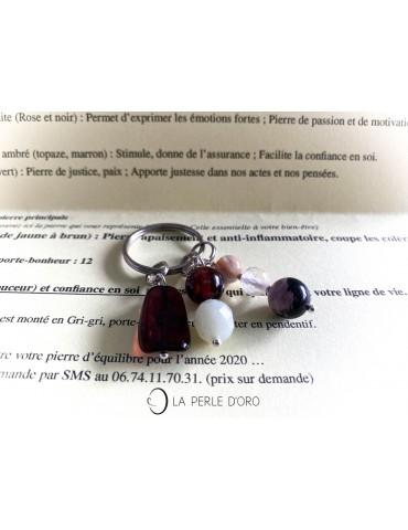 Lien de Vie Key Ring,...