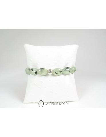 Bracelet en Prénhite,...