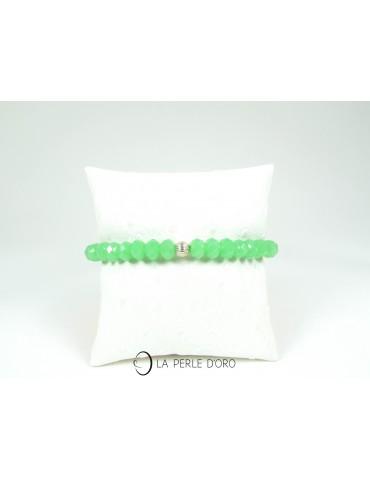 Bohemian crystal bracelet,...