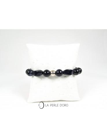 Blue Sand Stone, Bracelet...
