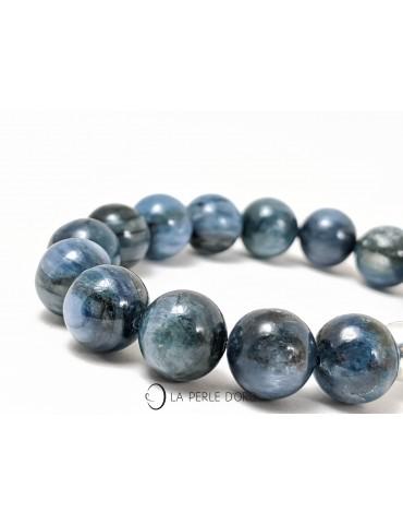 Cyanite bleue 12mm,...