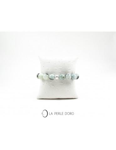 Jade, Bracelet en 12 mm