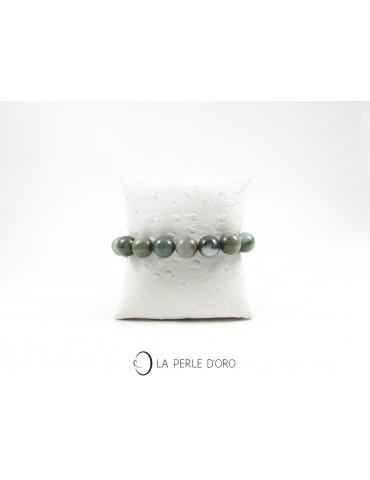 Jade naturel Birman 12mm,...