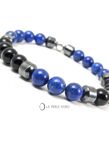 Lapis Lazuli AAA 8mm, onyx...