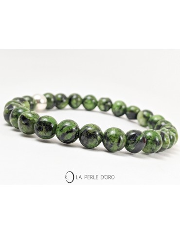 Teinted Labradorite bracelet