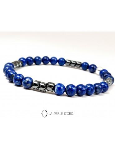 Lapis Lazuli AAA 6mm et...